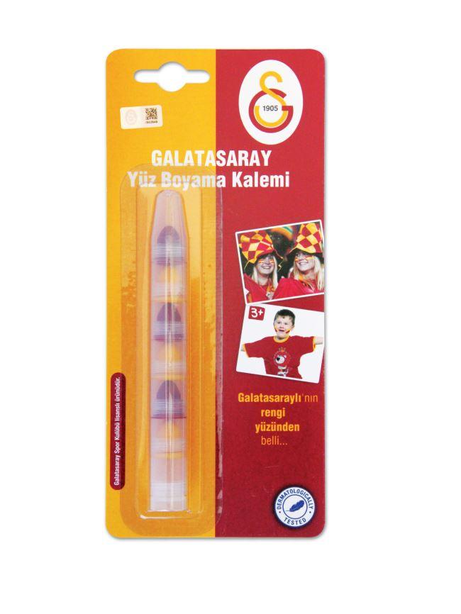 U14259 ED47GS Galatasaray yüz boyama kalemi tekli blister