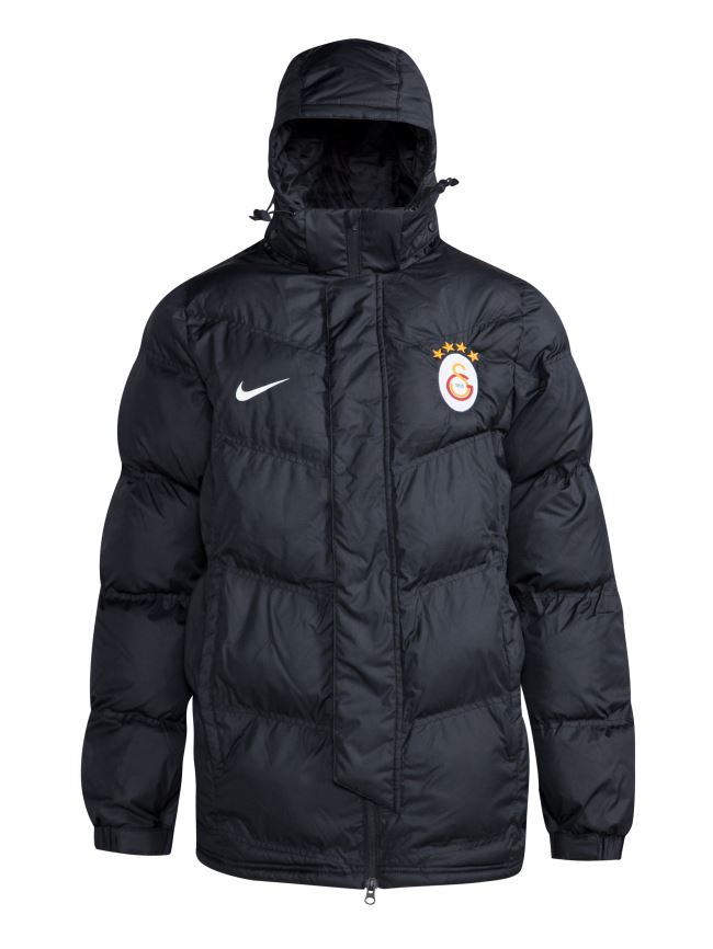 645484-010 TEAM WINTER JACKET (ERKEK)