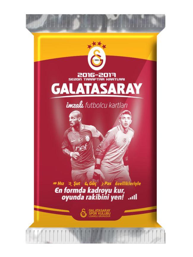 U75882 Galatasaray Sezon Taraftar Kartı (GS16KRT)