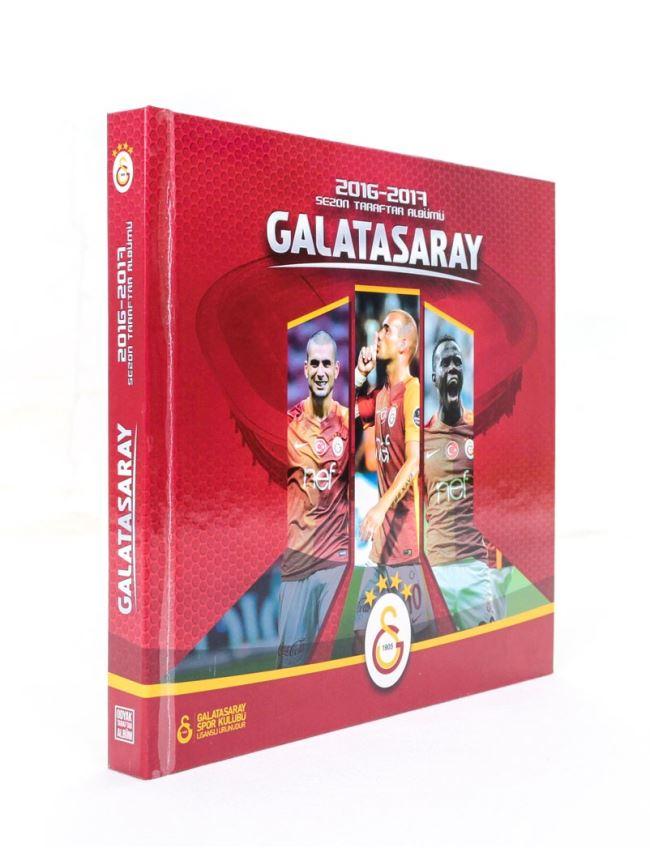 U75880 Galatasaray Taraftar Albümü (GS16ALB)