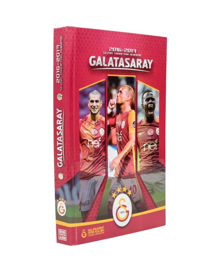 U75881 Galatasaray Mini Taraftar Albümü  (GS16MIN)