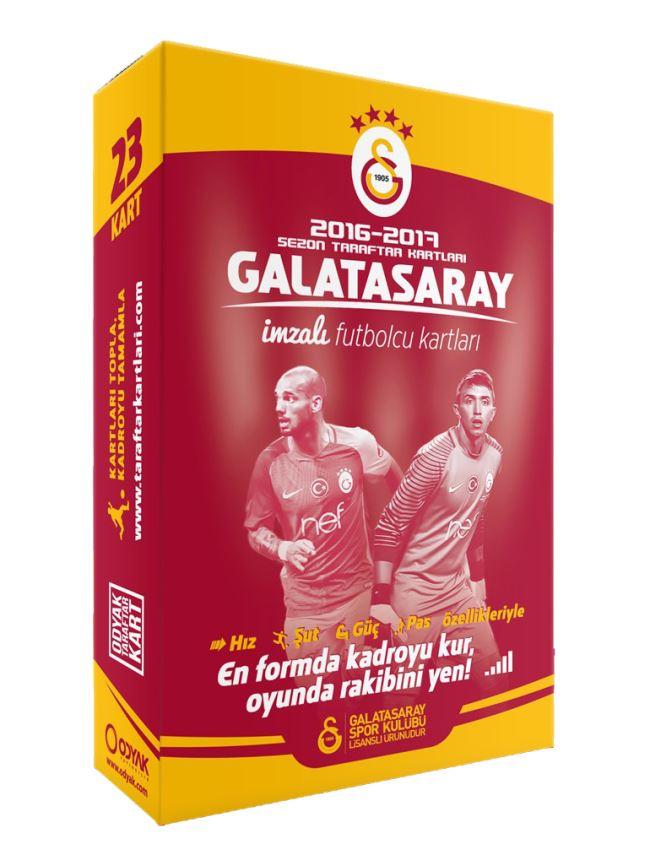 U75883 Galatasaray 23'lü Sezon Taraftar Kartı (GS1623)