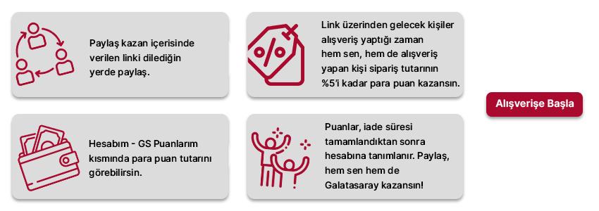 Paylaş Kazan Kampanya Koşulları