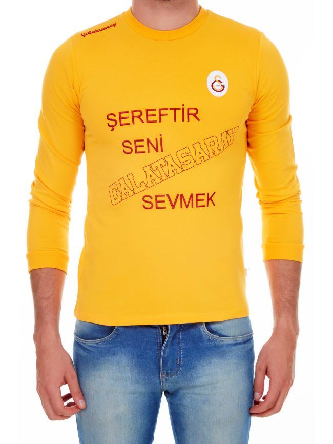 C13322 GS-PM13208 ŞEREFTİR SENİ SEVMEK SWEAT
