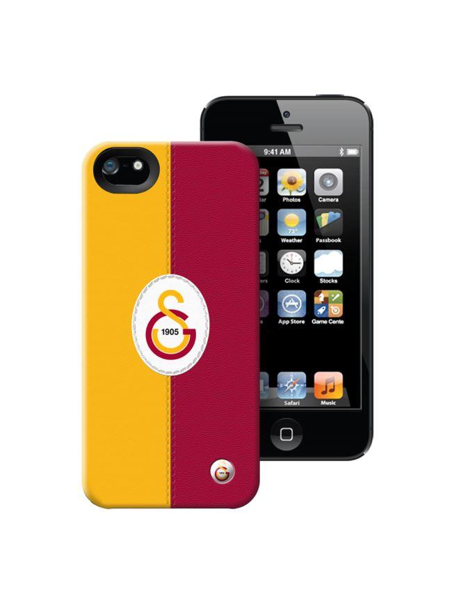 U13863 083.003 Galatasaray iPhone 5/5S Genuine Leather