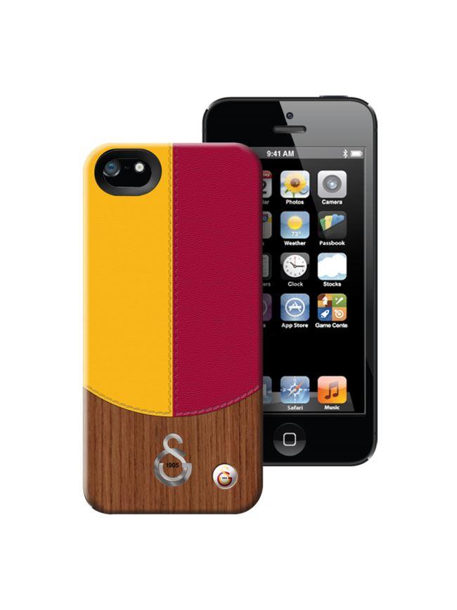 U13957 090.003 Galatasaray iPhone 5/5S Premium - Şanlı