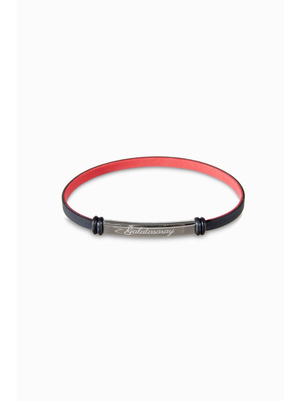 C21153 GS Fashion Junior Siyah Kırmızı