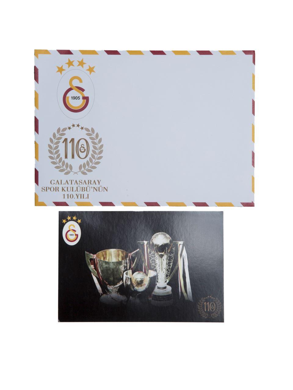 U23046 Galatasaray Spor Kulübü 110.Yıl/Pullu