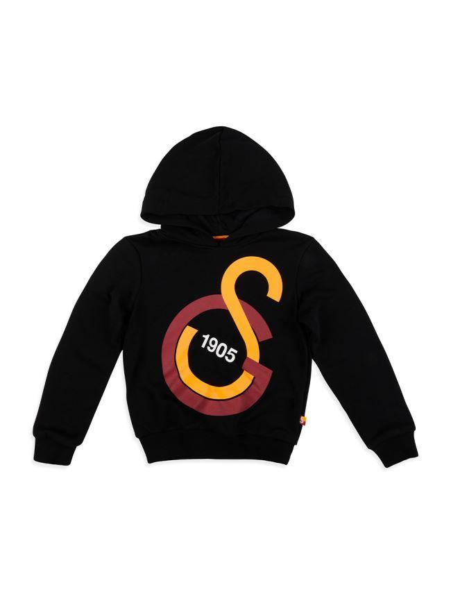 Galatasaray Büyük GS Logolu Çocuk Sweatshirt C88152