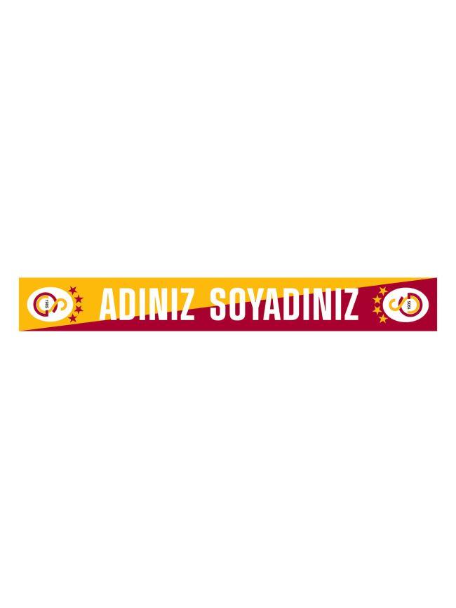 Galatasaray Kişiye Özel Atkı U212254
