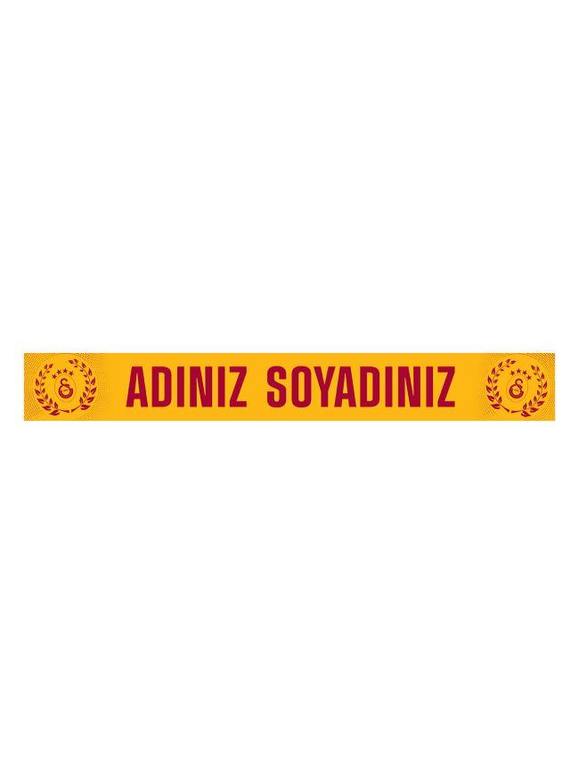 Galatasaray Kişiye Özel Atkı U212259
