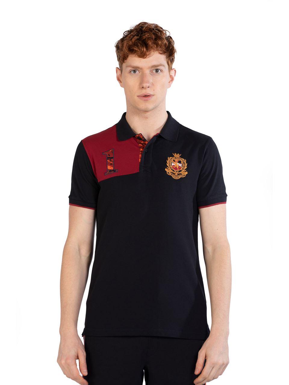 Ruck & Maul Erkek Polo T-shirt 21159