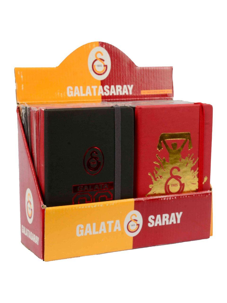 GALATASARAY SERT KPK NOT DEFTERİ 12X17 112yp