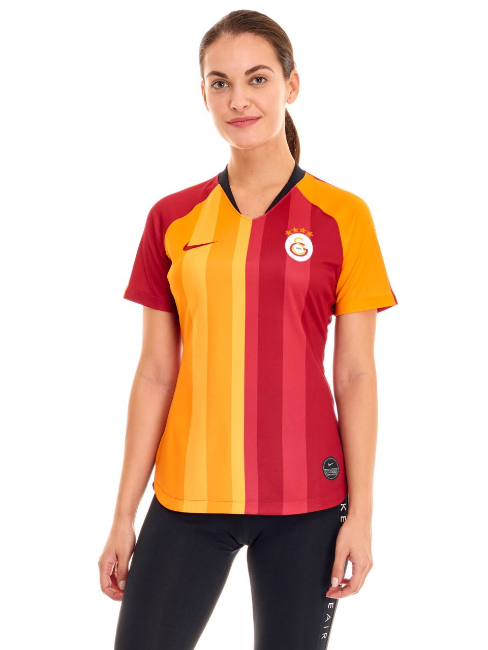 Nike Galatasaray Parçalı İç Saha Maç Kadın Forması 19-20 Aj5750-628