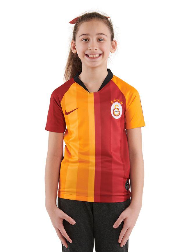 Nike Galatasaray Parçalı İç Saha Maç Çocuk Forması 19-20 Aj5803-628