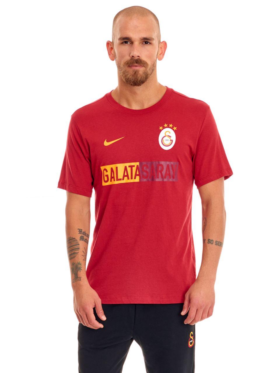Nike Galatasaray T-shirt (Kırmızı) Ar0277-628