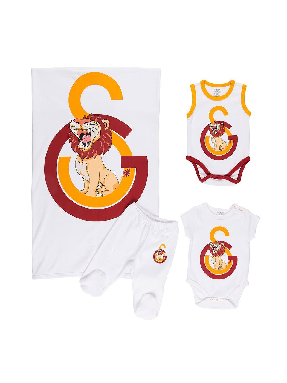 Galatasaray Bebek 4 lü Aslan Hastane Çıkışı B201002