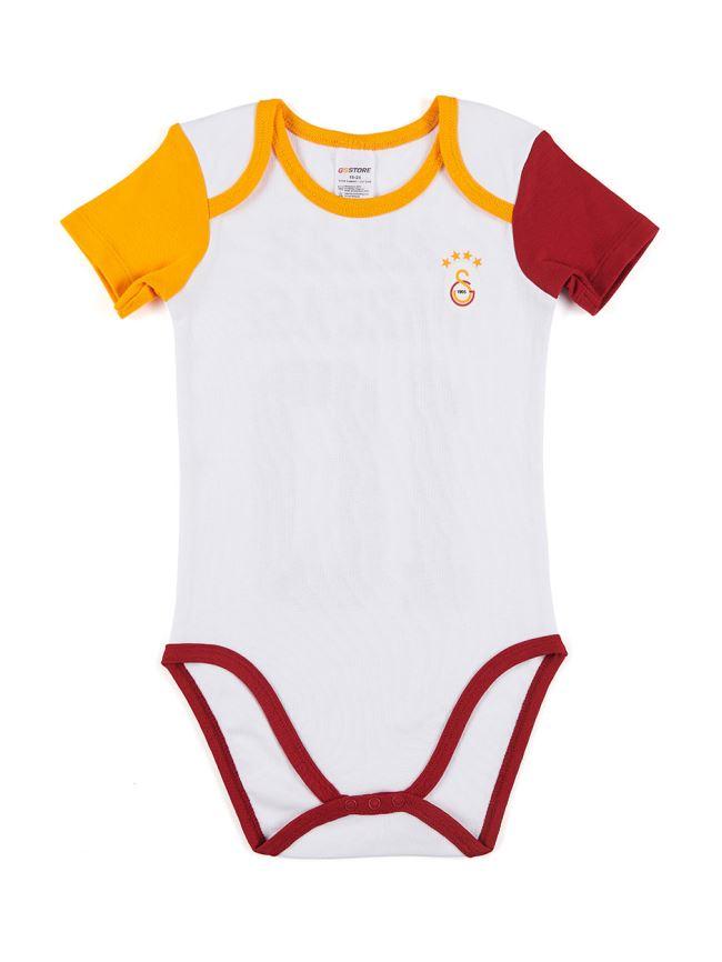 Galatasaray Bebek Aslan Parçasi Body Kısakol B201219