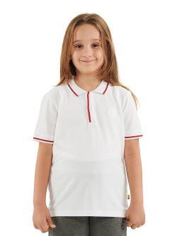 Galatasaray Polo Yaka Çocuk T-shirt C191042
