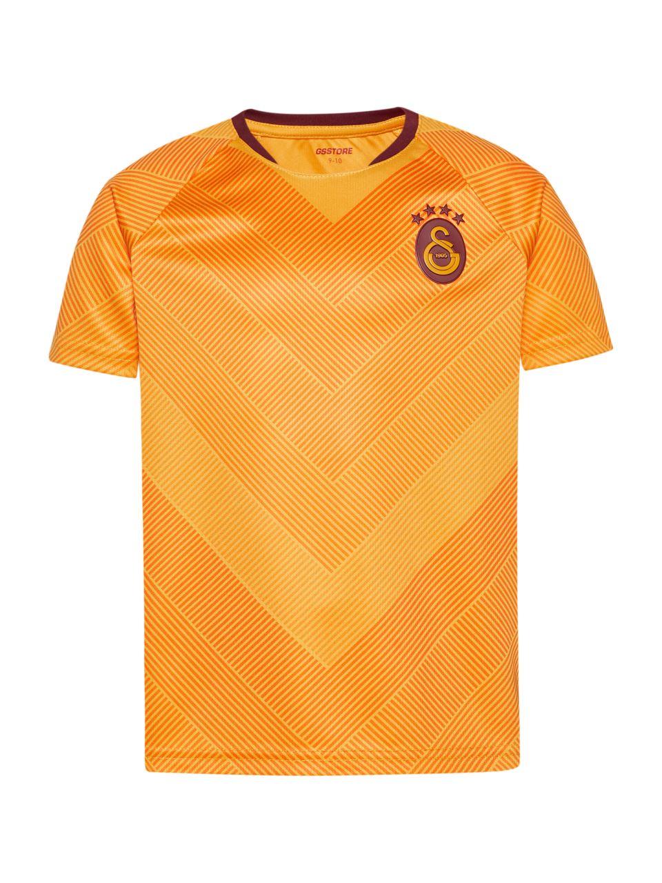 Galatasaray Tok Sarı Taraftar Çocuk T-shirt C191210