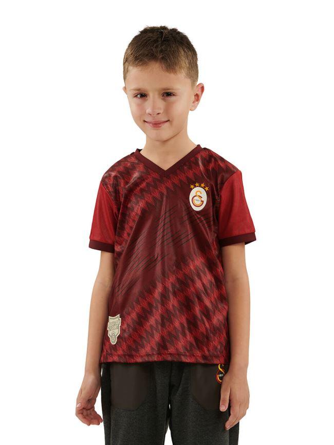 Galatasaray Omuz Omuza Taraftar Çocuk T-shirt C191211