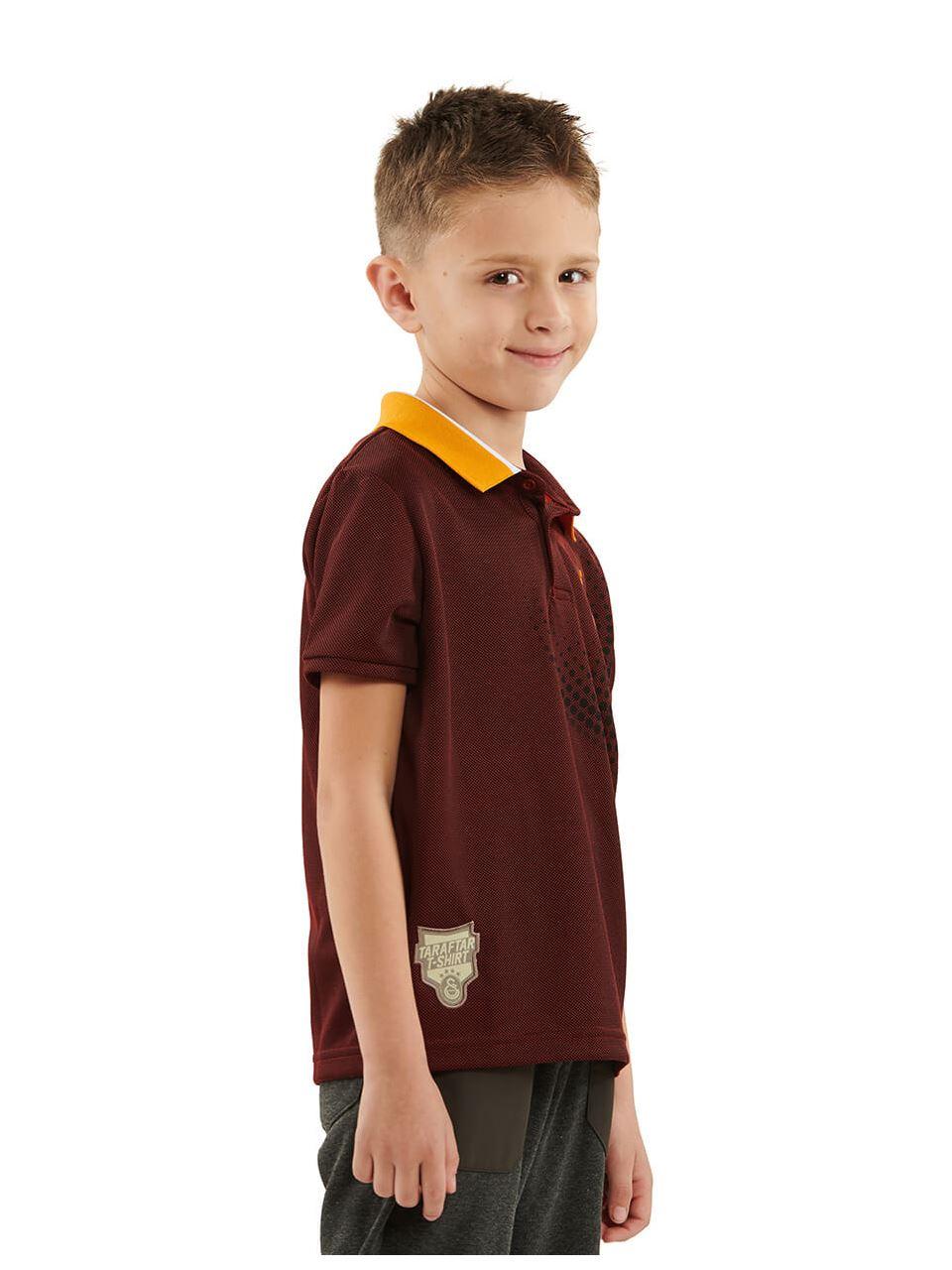 Galatasaray Gücün Simgesi Taraftar Çocuk T-shirt C191212