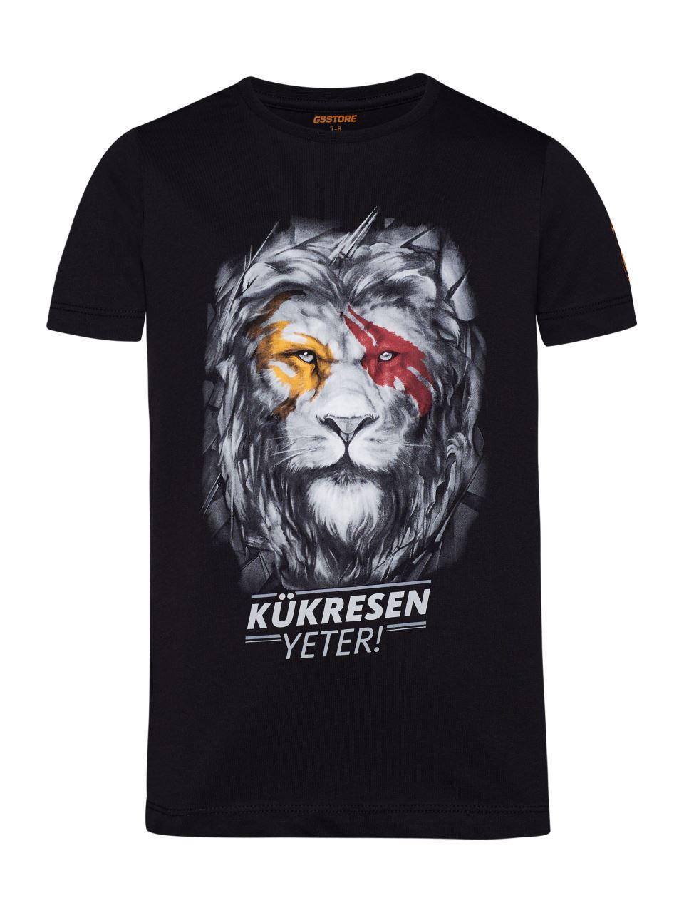 C191232 Kükresen Yeter 3D T-shirt (Çocuk)