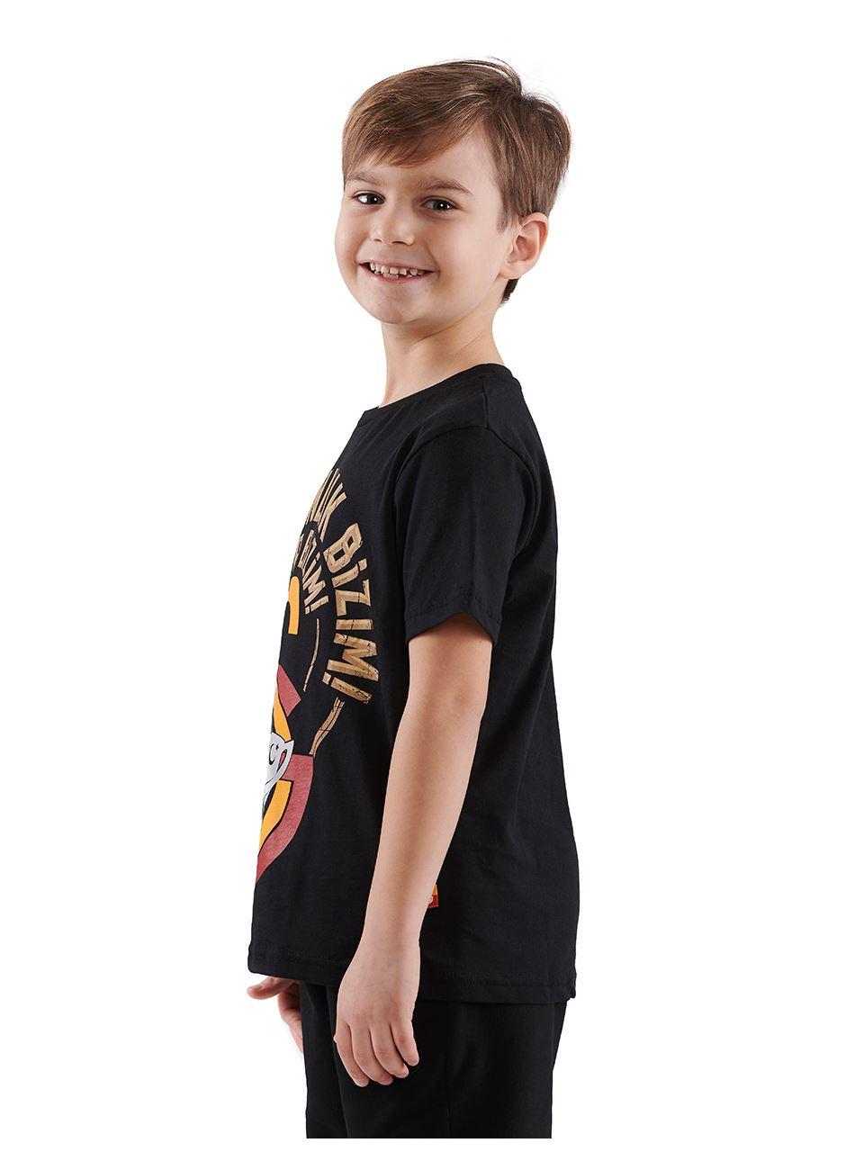 Galatasaray Şampiyonluk Bizim! Kupa Bizim! Çocuk T-shirt C191279