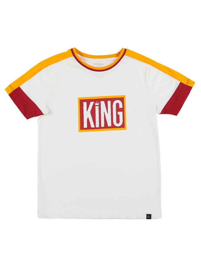 Galatasaray Çocuk  King T-shirt C201063