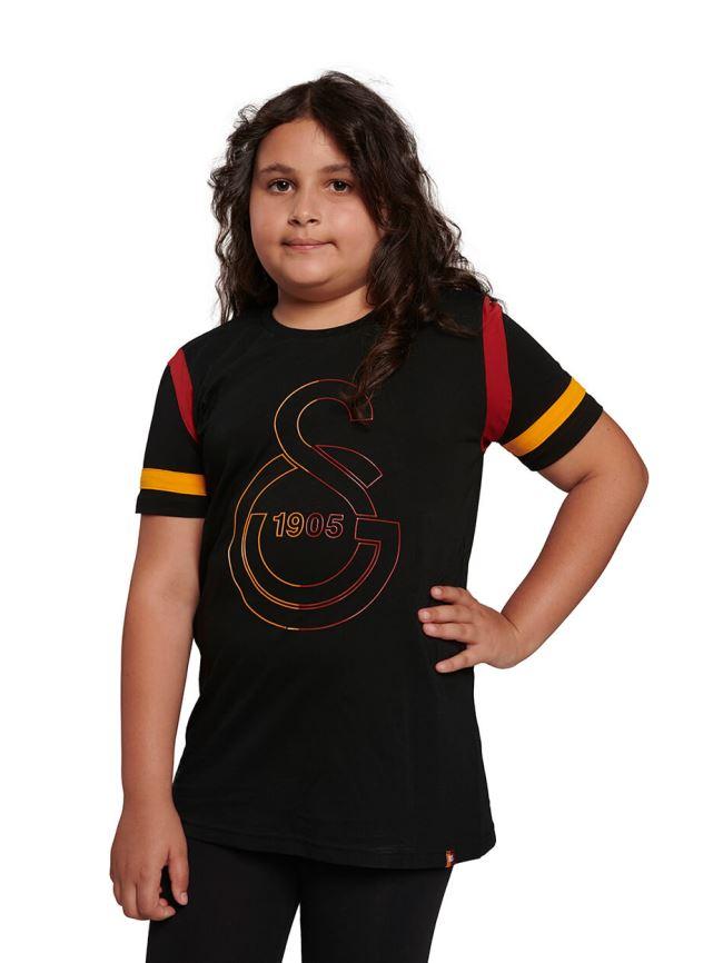 Galatasaray Çocuk Çizgi Logo T-shirt C201126