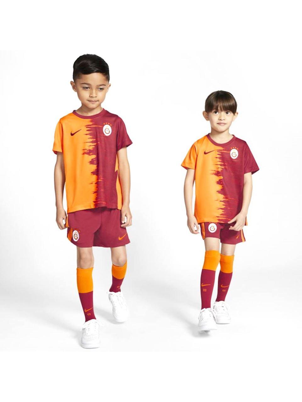 Nike Galatasaray 2020/2021 Çocuk Parçalı İç Saha Forma Set Cd4591-836