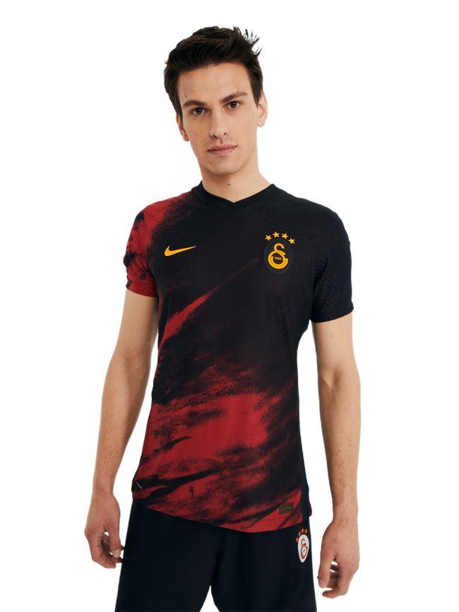 Nike Galatasaray A Takım 2020/2021 Profesyonel Siyah Forma CI3049-628-A