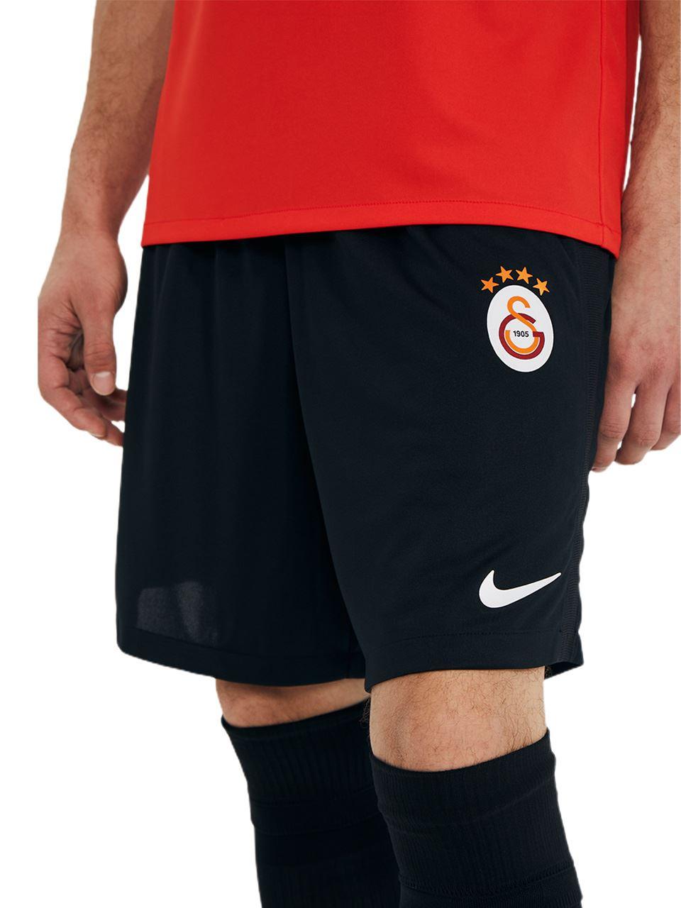 Nike Galatasaray A Takım Siyah Futbol Kaleci Şort CI3301-010-A