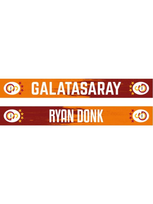 Ryan Donk Galatasaray Şal Atkı U999004