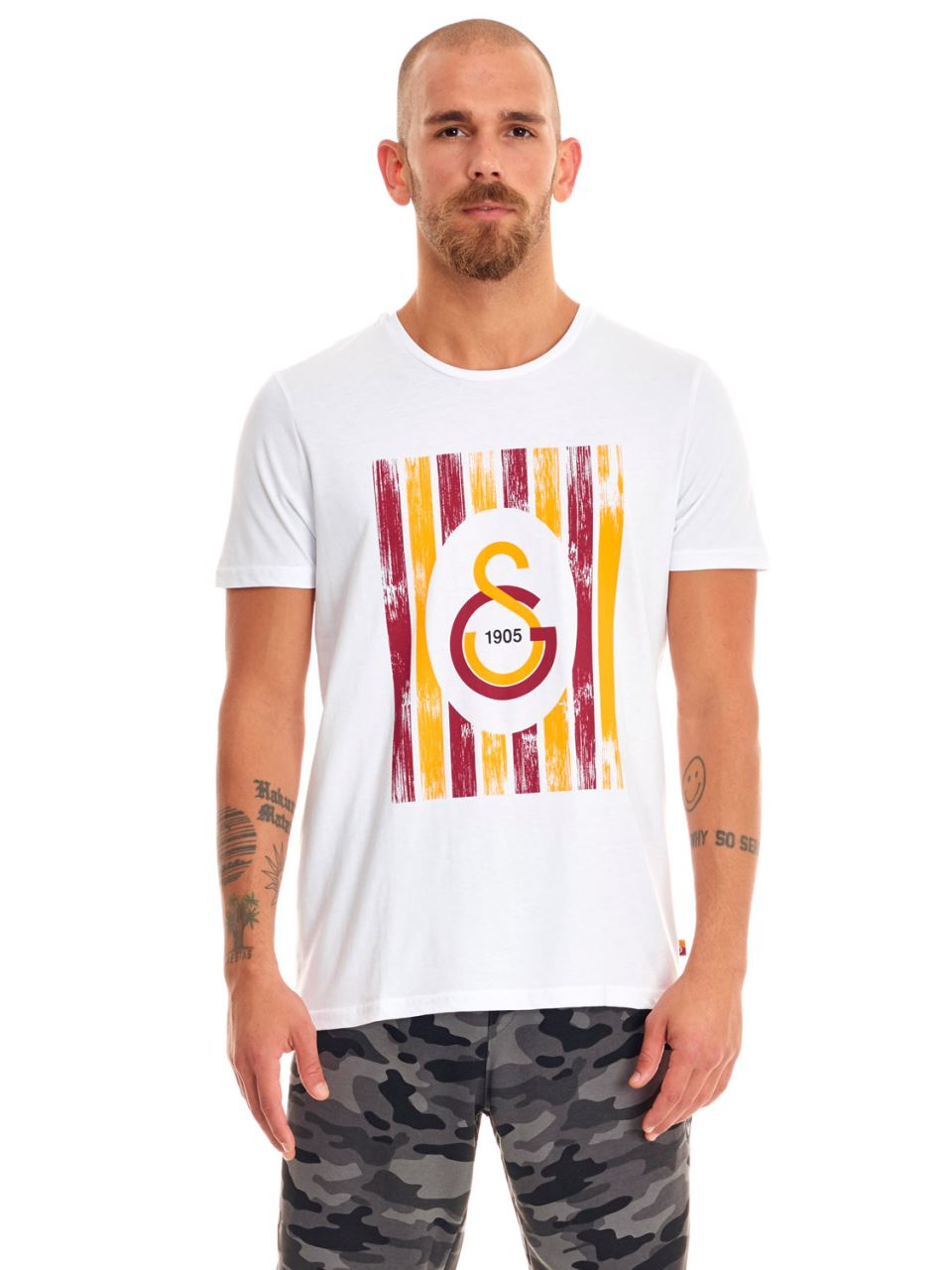 Galatasaray Erkek T-shirt E191062