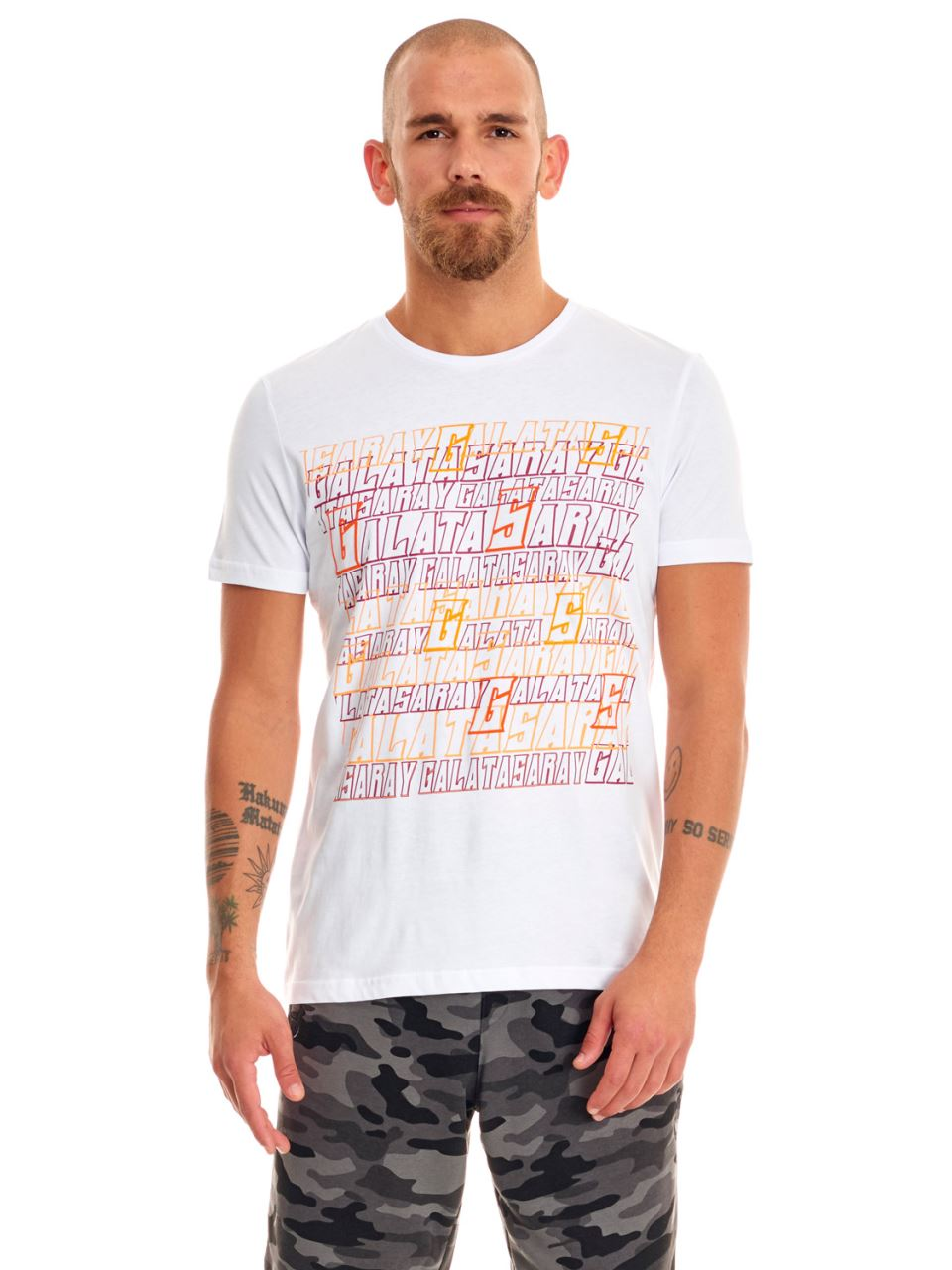 Galatasaray Erkek T-shirt E191063