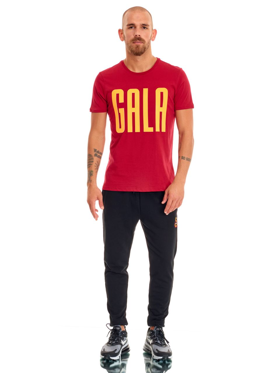 Gala Erkek T-shirt E191067
