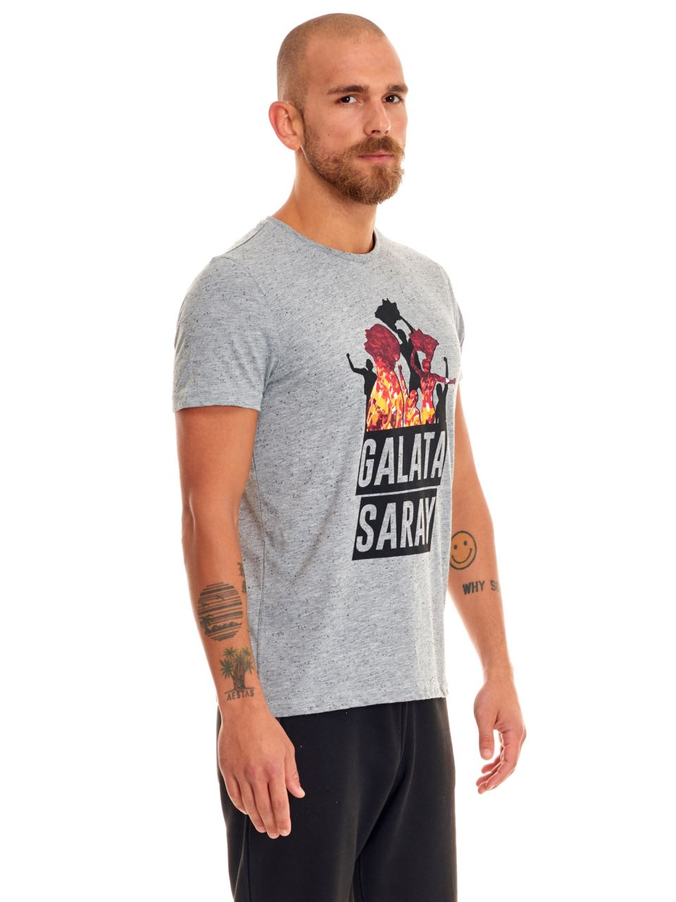 Galatasaray Erkek T-shirt E191069