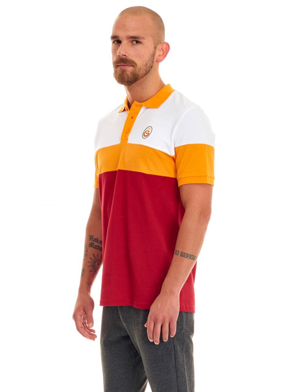 Galatasaray Polo Yaka Erkek T-shirt E191094