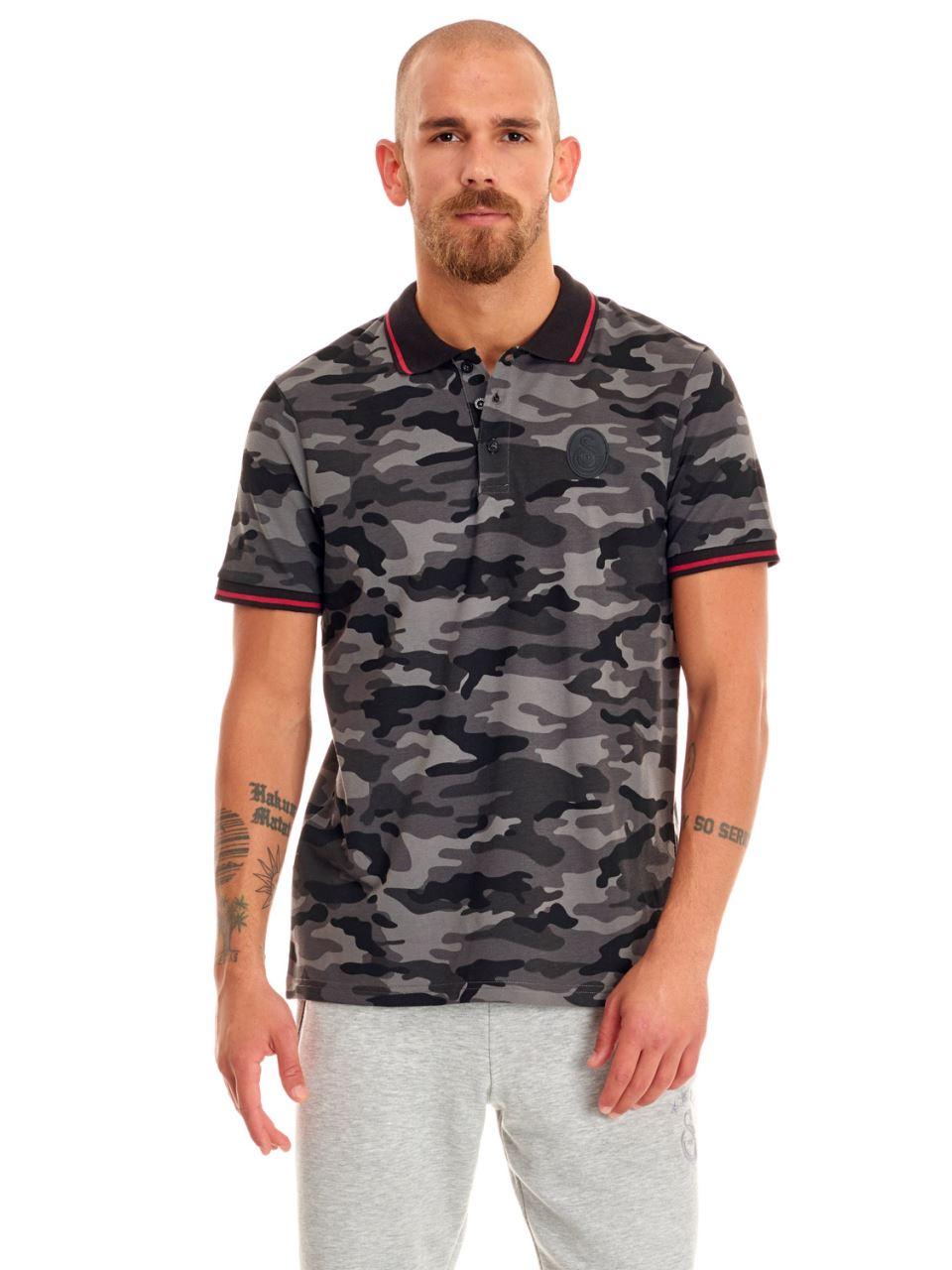 Galatasaray Polo Yaka Erkek T-shirt E191098