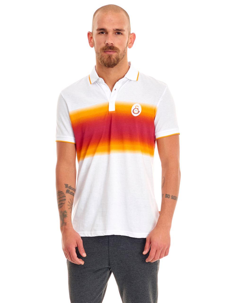 Galatasaray Polo Yaka Erkek T-shirt E191100