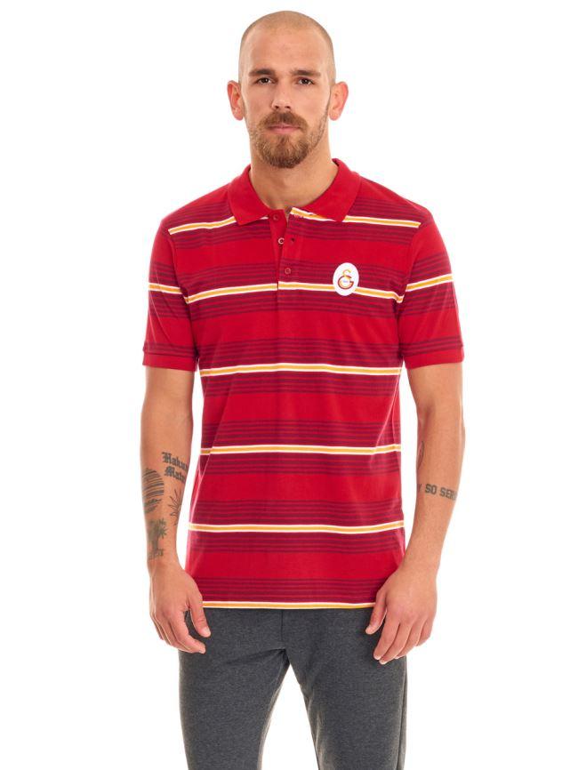 Galatasaray Polo Yaka Erkek T-shirt E191101