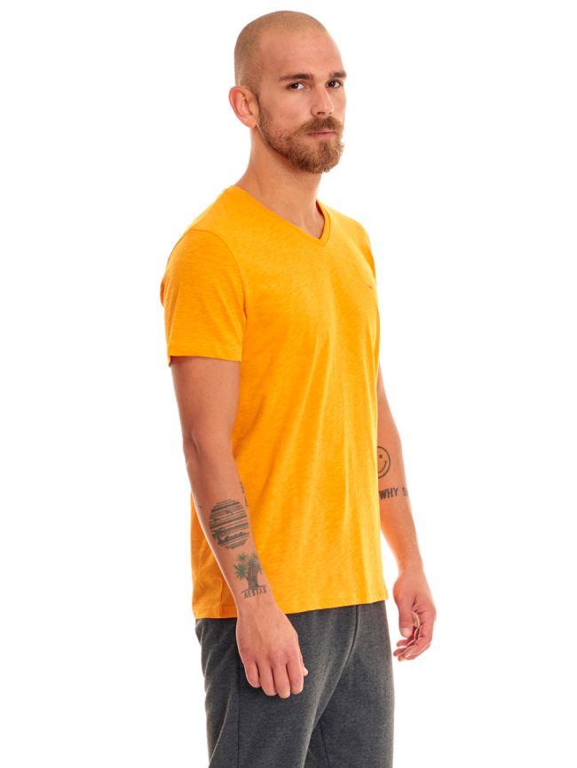 Galatasaray V Yaka Erkek T-shirt E191200