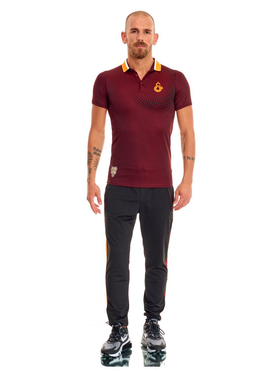Galatasaray Gücün Simgesi Taraftar Erkek T-shirt E191208