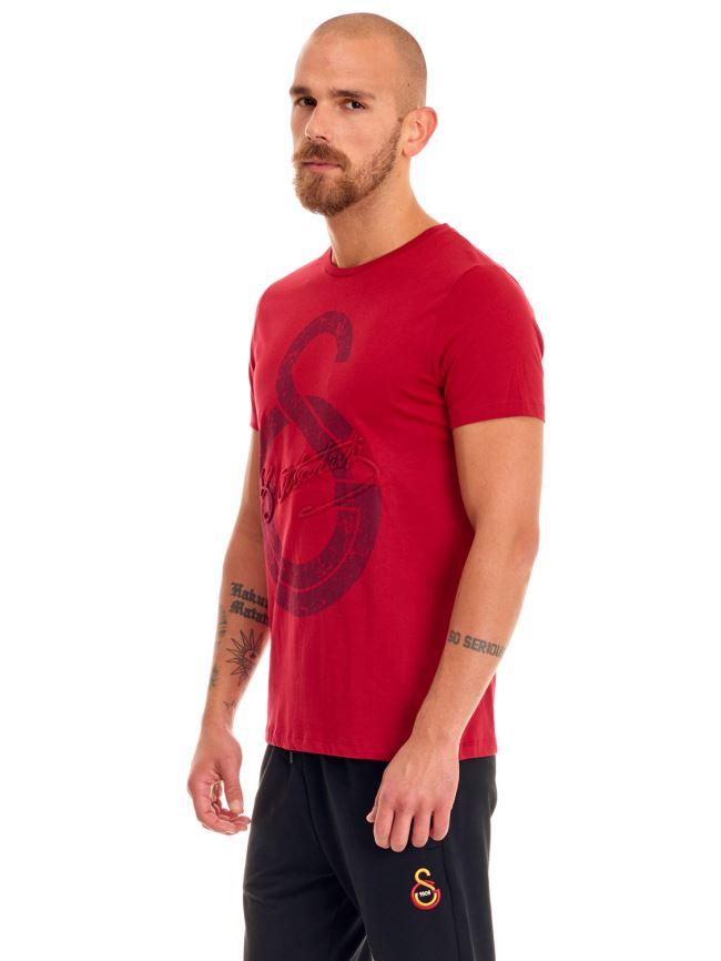 Galatasaray Ata İmza Erkek T-shirt E191251
