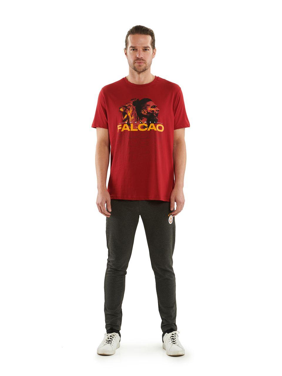 Galatasaray Falcao Aslan Erkek T-shirt E191282