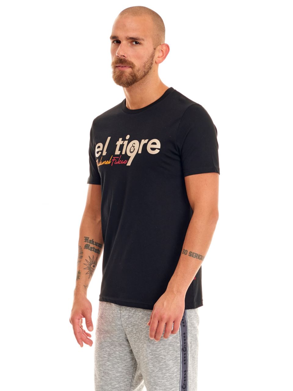 Galatasaray Falcao El Tigre Erkek T-shirt E191284