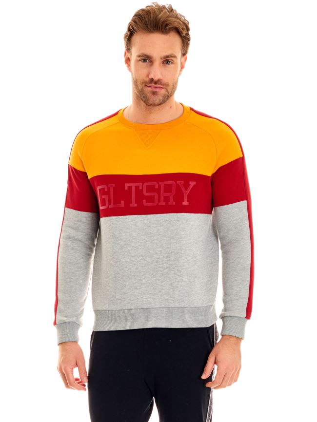 Gltsry Erkek Sweatshirt E192093