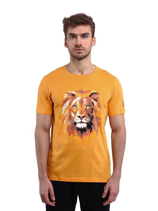Galatasaray Erkek Aslan T-shirt E201072