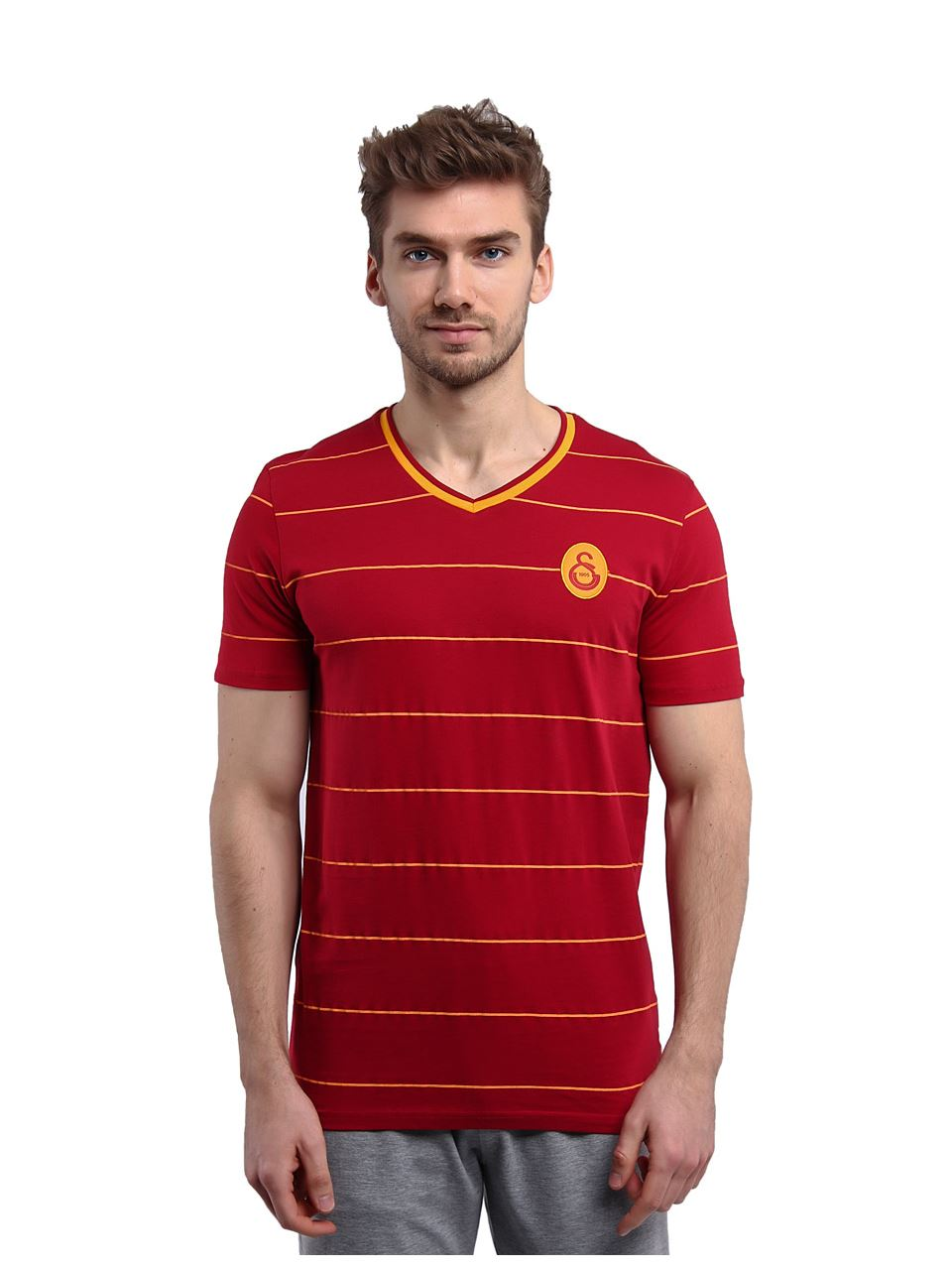 Galatasaray Erkek T-shirt E201115